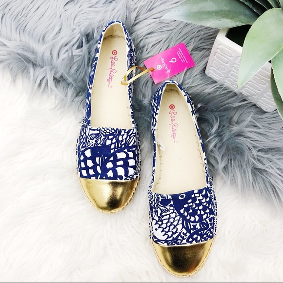 af3bc1f8d4c8cd Lilly Pulitzer for Target Shoes | Nwt Lilly For Target Upstream ...